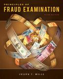 Principles of Fraud Examination  3rd Edition Book PDF