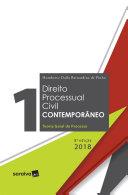 Direito processual civil contemporâneo v. 1 – Teoria geral do processo