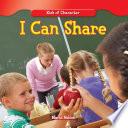 I Can Share Book PDF