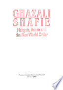 Malaysia, ASEAN, and the New World Order