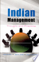 Indian Management: Thought And Practice
