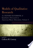 Models of Qualitative Research