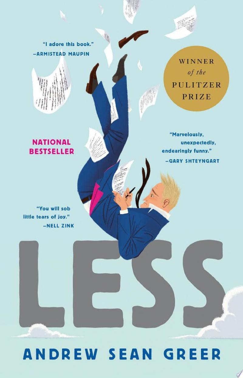 Less (Winner of the Pulitzer Prize) image