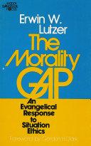 The Morality Gap