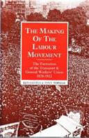 The Making of the Labour Movement Book