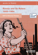 ATH: OCR A Historical Themes: Russia and its rulers 1855-1964