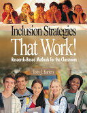 Inclusion Strategies That Work!