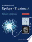 Handbook of Epilepsy Treatment Book