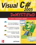 Visual C  2005 Demystified