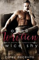 Once Written, Twice Shy Pdf/ePub eBook