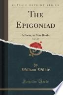 The Epigoniad, Vol. 1 of 9