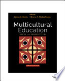 """Multicultural Education: Issues and Perspectives"" by James A. Banks, Cherry A. McGee Banks"