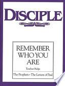 Disciple III Teacher Helps