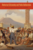 Rhetorical Citizenship and Public Deliberation Pdf/ePub eBook