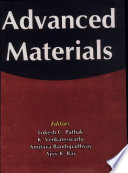 Advanced Materials Proceedings Of The Indo Malaysian Joint Workshop Wam 2002  Book PDF