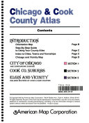 Chicago and Cook County Atlas