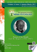 The International Journal Of Indian Psychology Volume 4 Issue 2 No 88