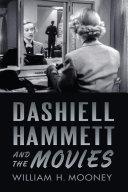 Dashiell Hammett and the Movies Pdf/ePub eBook