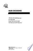 CCH NLRB Decisions