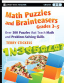 Math Puzzles and Brainteasers  Grades 3 5