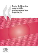 Coûts de l'inaction sur des défis environnementaux importants [Pdf/ePub] eBook