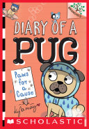 Paws for a Cause: A Branches Book (Diary of a Pug #3) Pdf/ePub eBook