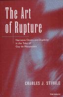 The Art of Rupture