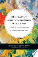 Meditation And Communion With God Book
