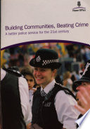 Building Communities  Beating Crime Book