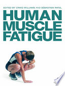 Human Muscle Fatigue Book PDF