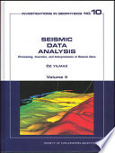 Seismic Data Analysis
