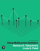 Cover of Using Multivariate Statistics