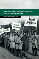 West Germany, Cold War Europe and the Algerian War