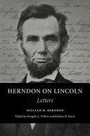 Herndon on Lincoln [Pdf/ePub] eBook