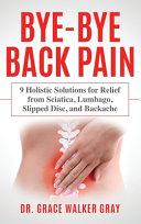 Bye Bye Back Pain Book PDF