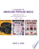 A Century Of American Popular Music Book PDF