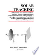 Automatic Solar Tracking Sun Tracking Satellite Tracking rastreador solar seguimento solar seguidor solar autom  tico de seguimiento solar Book