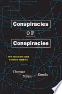 Conspiracies Of Conspiracies Book