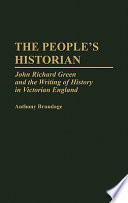 The People S Historian
