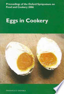 Eggs in Cookery Book