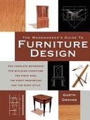 Woodworker s Guide to Furniture Design
