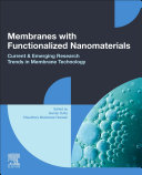 Membranes with Functionalized Nanomaterials