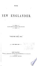 New Englander and Yale Review Book