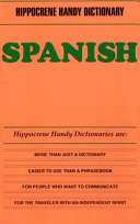 Spanish Handy Dictionary