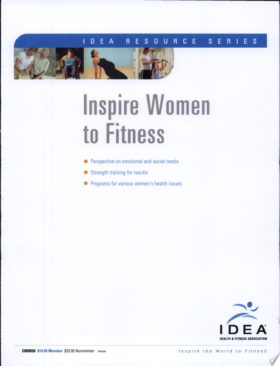 Inspire Women to Fitness