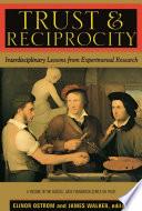 Trust and Reciprocity