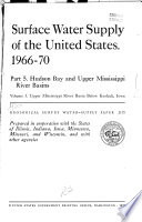 Surface Water Supply of the United States