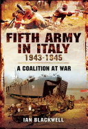 Fifth Army in Italy  1943   1945