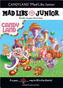 Candy Land Mad Libs Junior