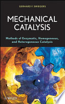 Mechanical Catalysis